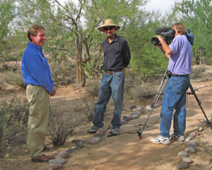 TAS_in_Media_Filming_the_AZ_Illustrated_segment